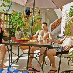 Hotel Petit Mercedes Puerto Vallarta гостиничный бар