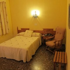Hotel Restaurante El Lago комната для гостей фото 4