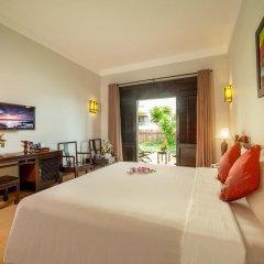 Отель Hoi An Beach Resort Вьетнам, Хойан - 1 отзыв об отеле, цены и фото номеров - забронировать отель Hoi An Beach Resort онлайн комната для гостей фото 5