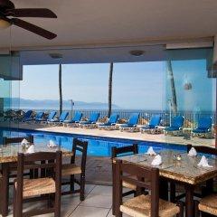 Отель San Marino Vallarta Centro Beach Front Пуэрто-Вальярта гостиничный бар