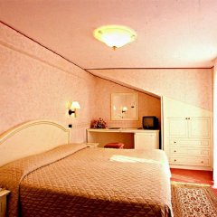 Отель Carlton Capri Hotel Италия, Венеция - 5 отзывов об отеле, цены и фото номеров - забронировать отель Carlton Capri Hotel онлайн комната для гостей фото 4
