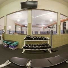 Отель Holiday Inn Express & Suites Charlottetown фитнесс-зал фото 4