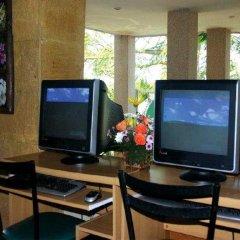 Krabi City Seaview Hotel интерьер отеля фото 3