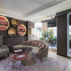 Отель Du Cadran Франция, Париж - 4 отзыва об отеле, цены и фото номеров - забронировать отель Du Cadran онлайн интерьер отеля фото 3