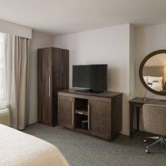 Отель Hampton Inn Manhattan/Times Square South США, Нью-Йорк - отзывы, цены и фото номеров - забронировать отель Hampton Inn Manhattan/Times Square South онлайн удобства в номере фото 2