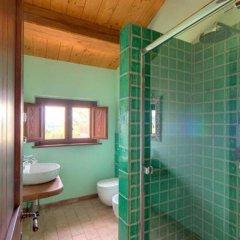 Отель Villa Coralia Озимо ванная