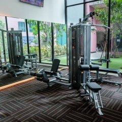 Citrus Grande Hotel Pattaya by Compass Hospitality фитнесс-зал фото 2