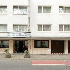 Bellevue Hotel Дюссельдорф парковка