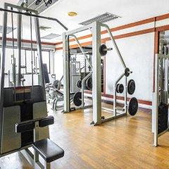 Отель Omni Tower Syncate Suites Бангкок фитнесс-зал фото 3