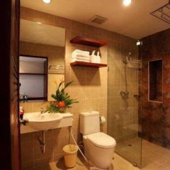 Malin Patong Hotel ванная