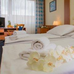 TOP Hotel Praha комната для гостей