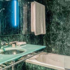 Отель AC Hotel Valencia by Marriott Испания, Валенсия - отзывы, цены и фото номеров - забронировать отель AC Hotel Valencia by Marriott онлайн ванная
