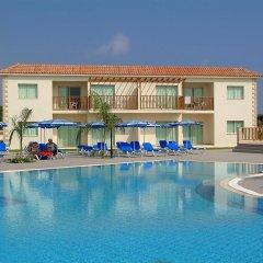 Отель Tsokkos Paradise Village бассейн фото 2