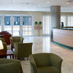 Отель NH Madrid Barajas Airport интерьер отеля фото 3