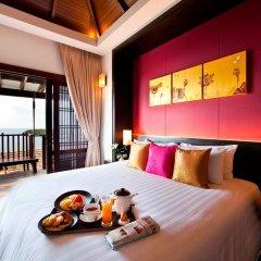 Отель Bhundhari Villas в номере