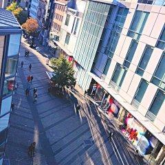 Отель HUXX City Германия, Нюрнберг - отзывы, цены и фото номеров - забронировать отель HUXX City онлайн