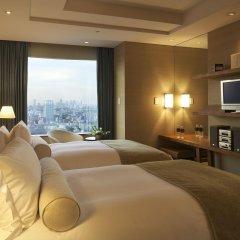 Отель The Strings By Intercontinental Tokyo Токио удобства в номере