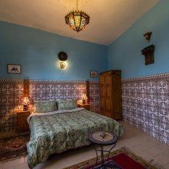 Отель Dar Ahl Tadla Марокко, Фес - отзывы, цены и фото номеров - забронировать отель Dar Ahl Tadla онлайн комната для гостей фото 4