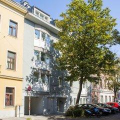 Отель Residenz Donaucity Австрия, Вена - отзывы, цены и фото номеров - забронировать отель Residenz Donaucity онлайн