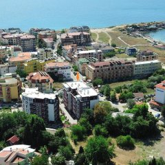 Отель Ravda Apartments Болгария, Равда - отзывы, цены и фото номеров - забронировать отель Ravda Apartments онлайн пляж