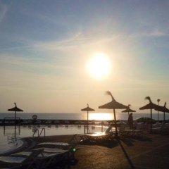 Отель Menorca Sea Club Испания, Кала-эн-Бланес - отзывы, цены и фото номеров - забронировать отель Menorca Sea Club онлайн приотельная территория