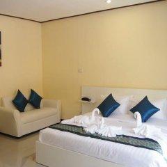 Отель The Victoria Resort Pattaya комната для гостей