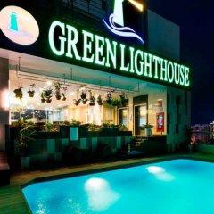 Отель Green Lighthouse Hotel Вьетнам, Нячанг - отзывы, цены и фото номеров - забронировать отель Green Lighthouse Hotel онлайн гостиничный бар