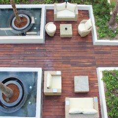 Отель The Palm At Playa Плая-дель-Кармен балкон
