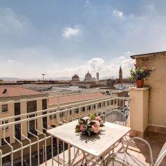 Отель Delle Nazioni Италия, Флоренция - 4 отзыва об отеле, цены и фото номеров - забронировать отель Delle Nazioni онлайн балкон