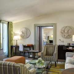 Hotel De Russie комната для гостей фото 19