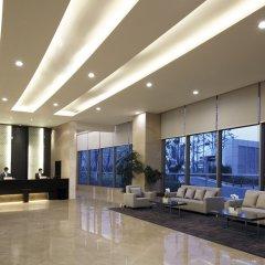 Отель Lotte City Hotel Gimpo Airport Южная Корея, Сеул - отзывы, цены и фото номеров - забронировать отель Lotte City Hotel Gimpo Airport онлайн фитнесс-зал