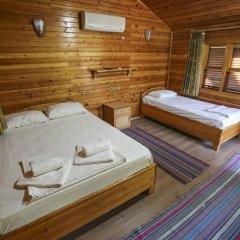 Отель Ugur Pansiyon Çirali Кемер комната для гостей фото 5