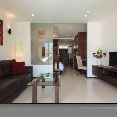 Отель TSE Residence by Samui Emerald Condominiums Таиланд, Самуи - отзывы, цены и фото номеров - забронировать отель TSE Residence by Samui Emerald Condominiums онлайн комната для гостей
