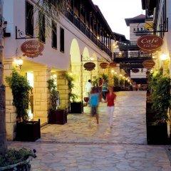 Paloma Grida Resort & Spa Турция, Белек - 8 отзывов об отеле, цены и фото номеров - забронировать отель Paloma Grida Resort & Spa - All Inclusive онлайн вид на фасад