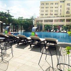 Отель Anita Apartment Nha Trang Вьетнам, Нячанг - отзывы, цены и фото номеров - забронировать отель Anita Apartment Nha Trang онлайн бассейн