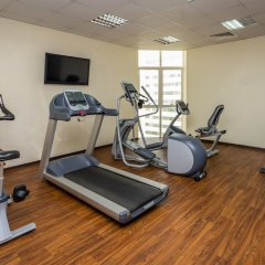 Отель Bin Majid Nehal фитнесс-зал фото 3
