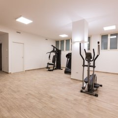 Отель Residence Perla Verde фитнесс-зал фото 3