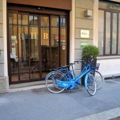 Отель Baviera Mokinba Милан спортивное сооружение