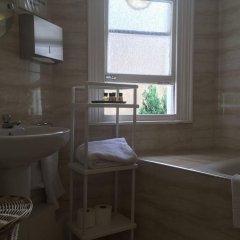Отель George Hotel Великобритания, Лондон - отзывы, цены и фото номеров - забронировать отель George Hotel онлайн ванная фото 2