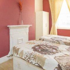 Отель Riz Guest House Лондон комната для гостей фото 3