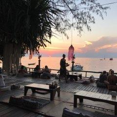 Отель AC 2 Resort пляж