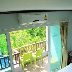 Отель Aonang Silver Orchid Resort балкон