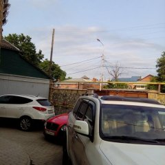 Гостиница Тис парковка