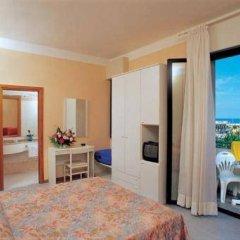 """Hotel Milano """"ile De France"""" Римини комната для гостей"""