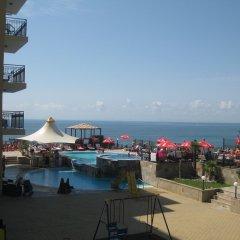 Отель Caesar Palace Болгария, Елените - отзывы, цены и фото номеров - забронировать отель Caesar Palace онлайн пляж фото 2