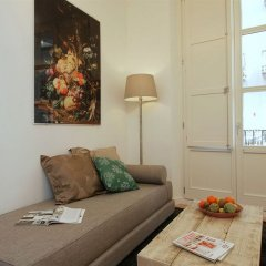 Апартаменты Ramblas Deluxe Apartments комната для гостей фото 3