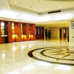 Отель Super Garden Тяньцзинь интерьер отеля фото 2