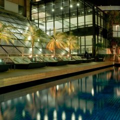 Sheraton Sao Paulo WTC Hotel бассейн