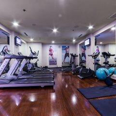 Отель Crowne Plaza Porto Порту фитнесс-зал фото 4