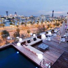 Отель Duquesa De Cardona Испания, Барселона - 9 отзывов об отеле, цены и фото номеров - забронировать отель Duquesa De Cardona онлайн бассейн фото 3